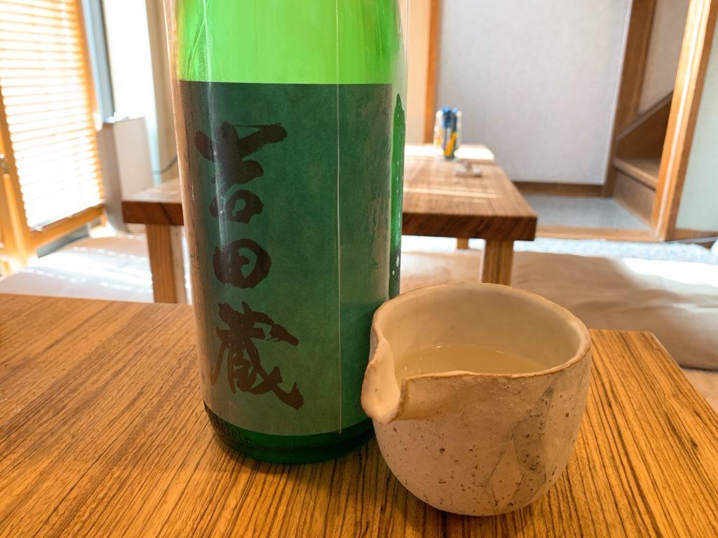 手取川も有名な吉田酒造店さんの吉田蔵