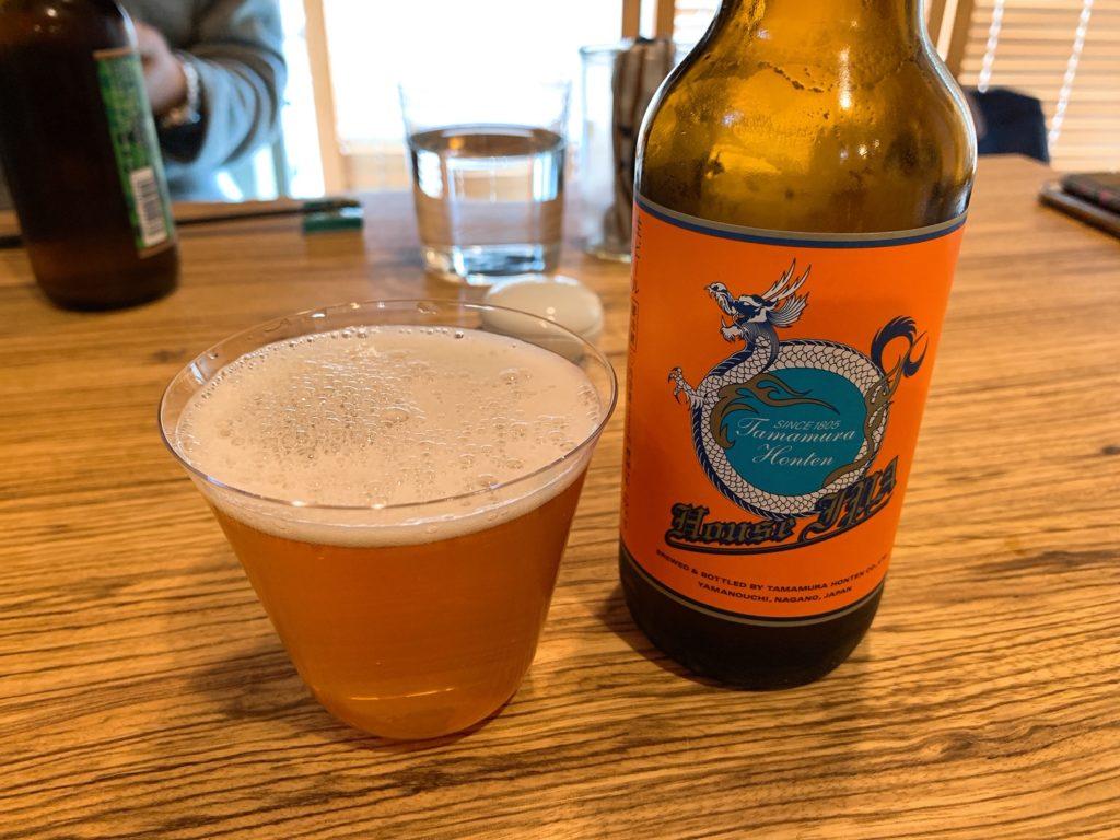 長野県の玉村本店が作っている志賀高原ビールのHouse IPA