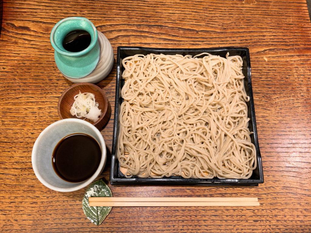 和邑の蕎麦