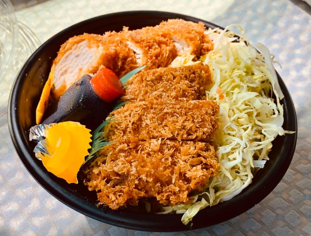 ミルフィーユカツ丼