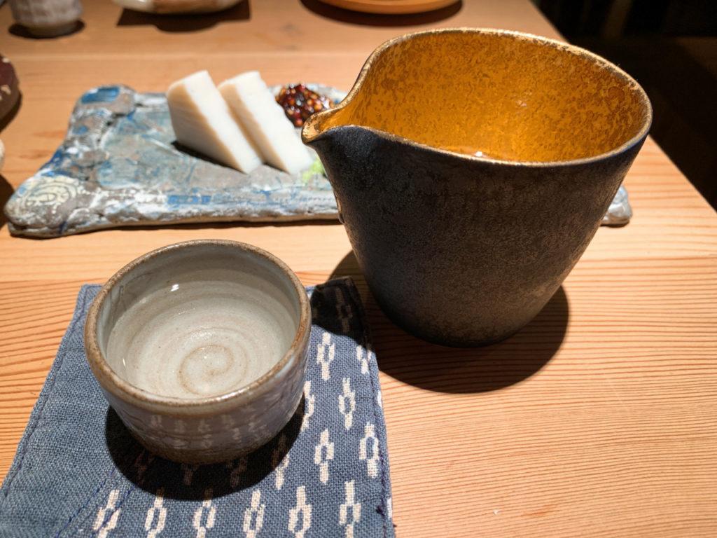 三重の日本酒の八兵衛