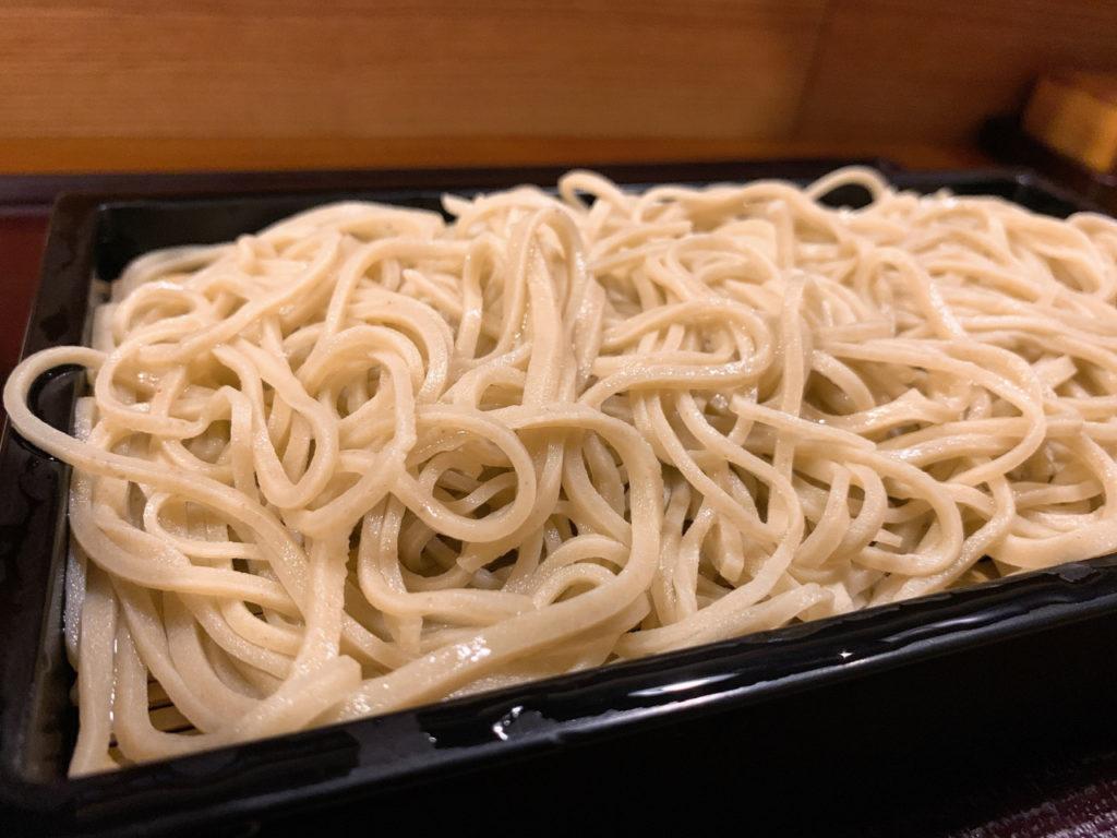 三休 蕎麦