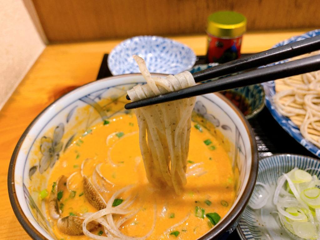 太古福 蕎麦