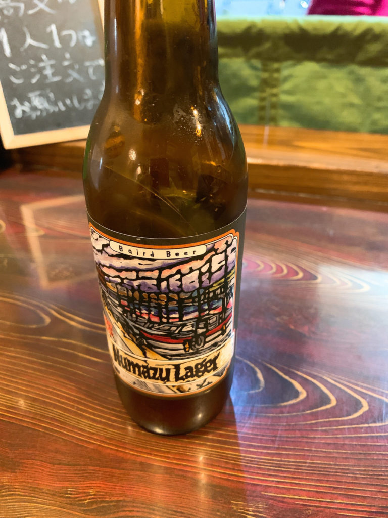ベアードビールの沼津ラガー