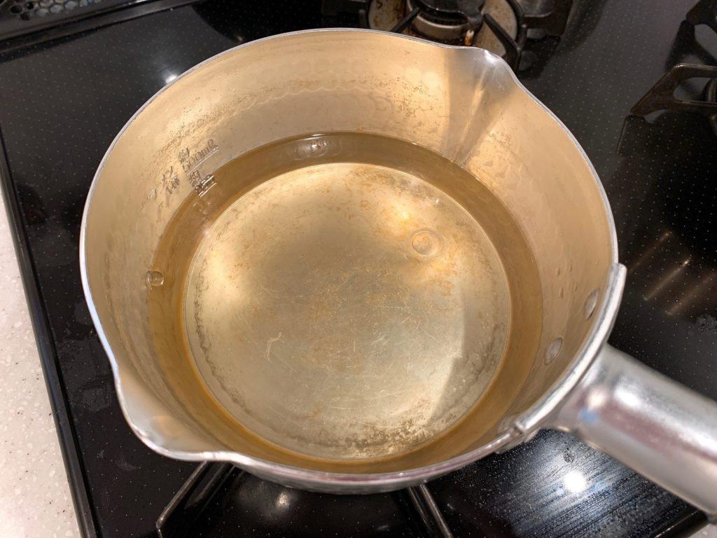 鶏つけ汁のつくり方